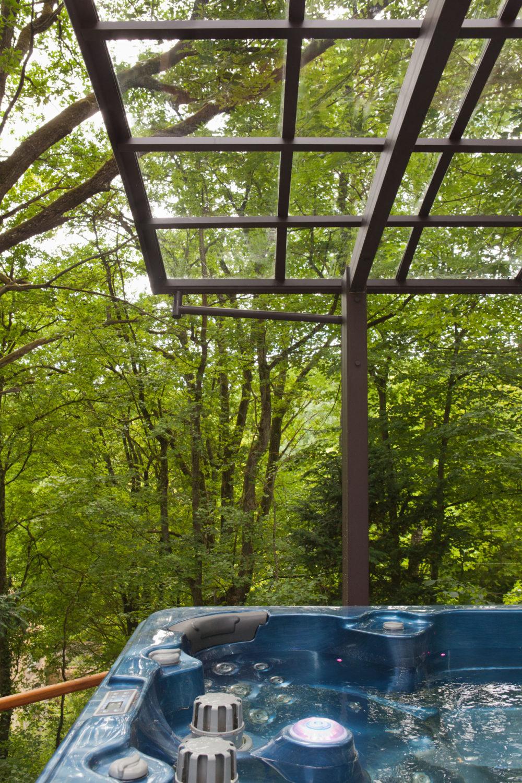 Spa de nage - 6 mètres - Siège de relaxation